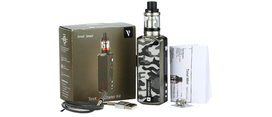 Vaporesso Tarot Mini TC 18650 Kit 80W Small Smart arter