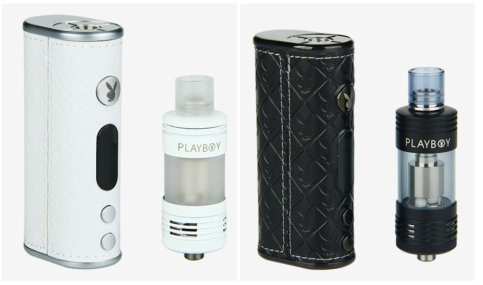 PLAYBOY Luxbox Mini 40W TC Starter Kit 2200mAh PLAYBOY PLAYBOY