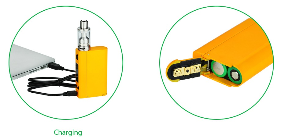 Joyetech eVic VTC Dual with ULTIMO Starter Kit nl