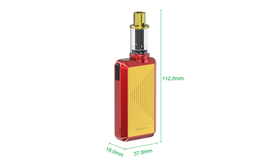 Joyetech Batpack Kit with ECO D16 4000mAh 112 5mm 370m
