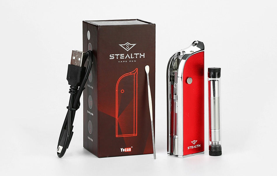 Yocan Stealth 2-in-1 Kit 650mAh sTE LNN Oca
