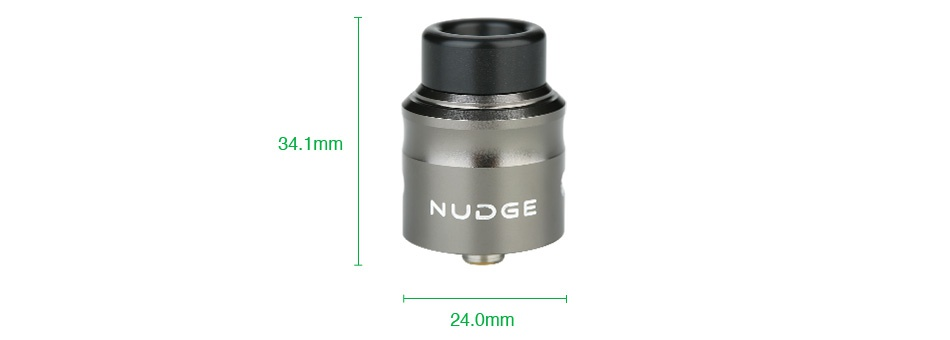 WOTOFO NUDGE RDA 24mm NUDGE 24 0mm