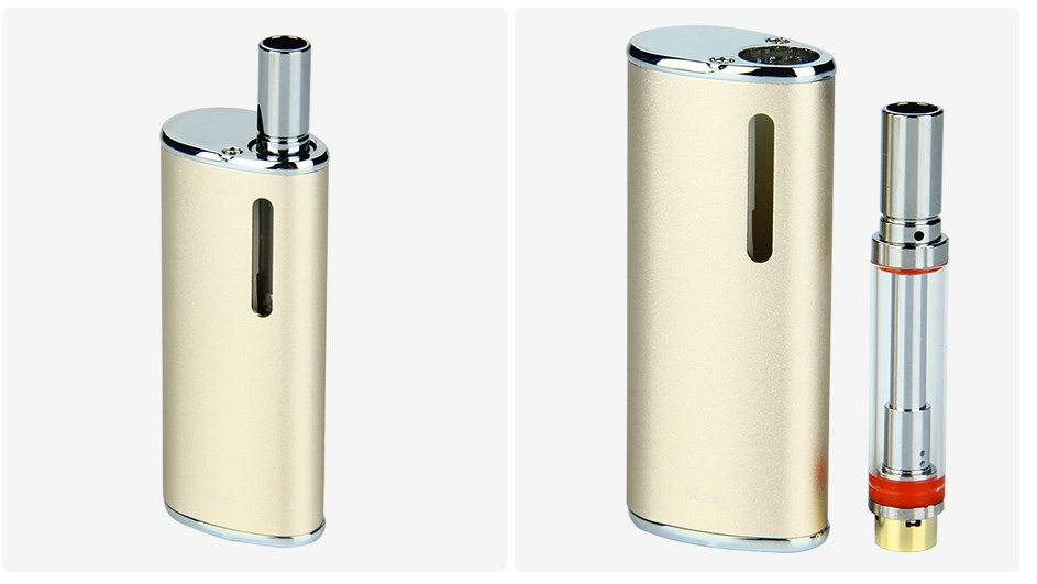 Eleaf iNano Starter Kit 650mAh FEATURES