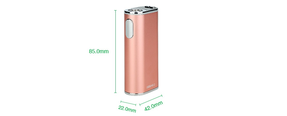 Eleaf iStick Melo Battery MOD 4400mAh Rose gold Red Black Silver Greenery