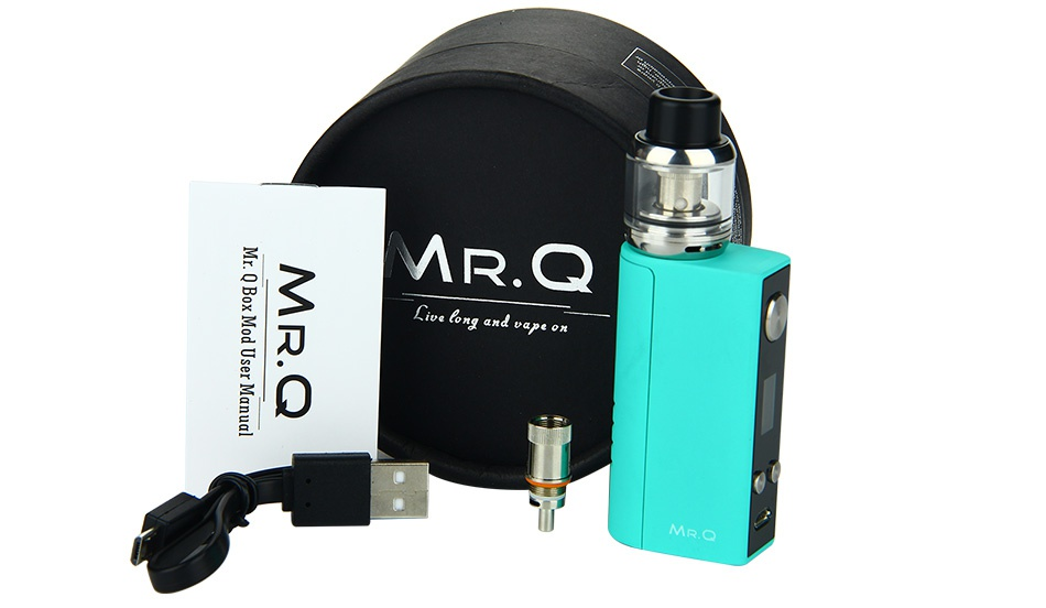 SMY MR.Q 40W TC Starter Kit MMR  Q