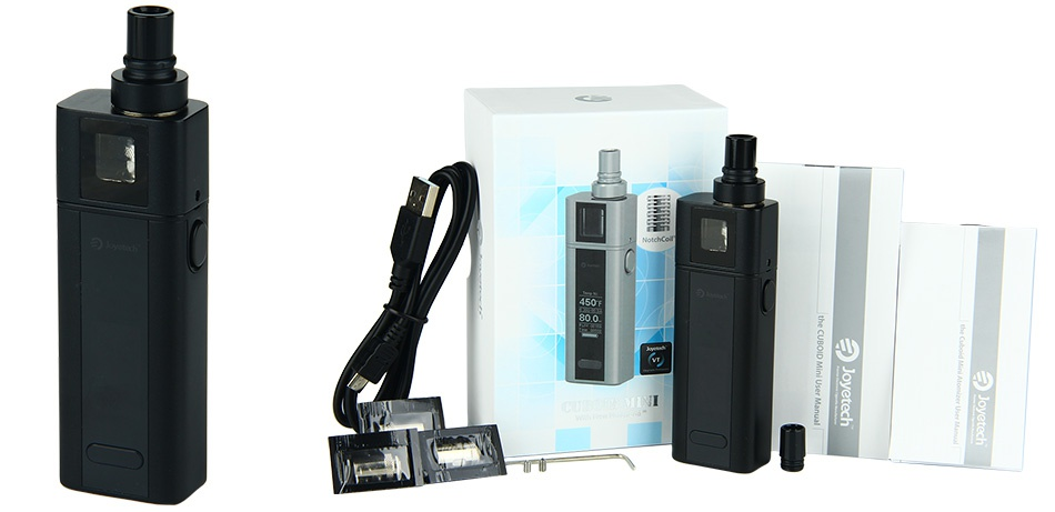 Joyetech Cuboid Mini 80W Full Kit 2400mAh 800 OF