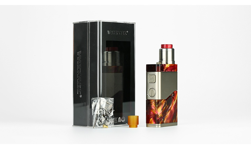 WISMEC Luxotic NC 250W 20700 Kit with Guillotine V2 WM0  nc