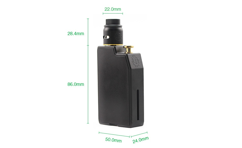 Advken CP Squonking Kit 22 0mm 8 4mm 860mm 50 0mm