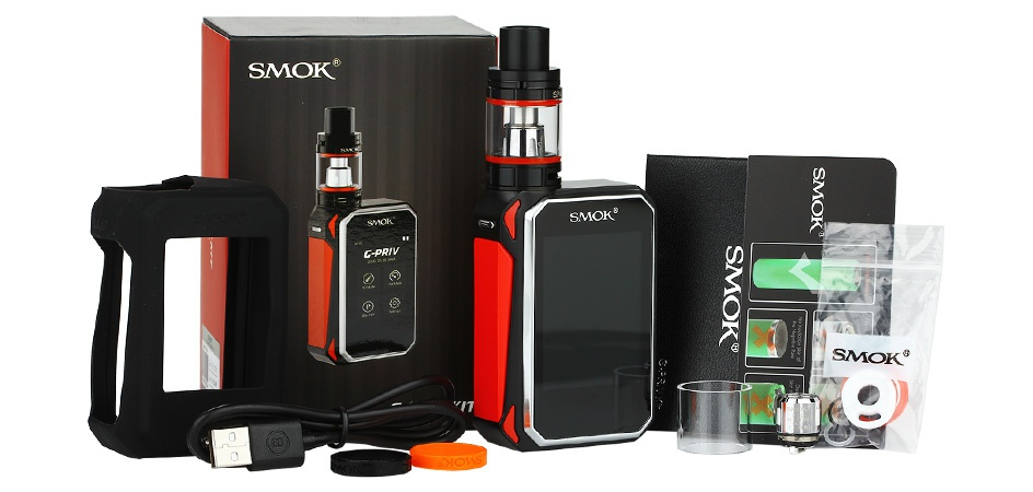 SMOK G-PRIV 220 With TFV8 Big Baby Starter Kit SMOK SMOK SMOK