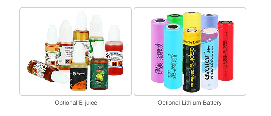 Beyang H-legend-7 VV Kit   568m8  Optional E juice Optional Lithium Batte