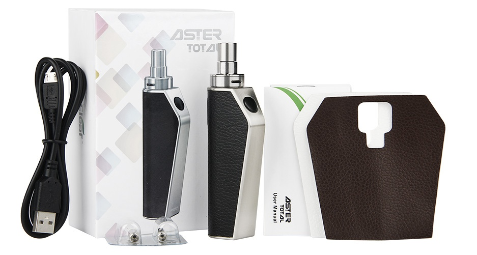 Eleaf Aster Total Starter Kit 1600mAh TOTAL