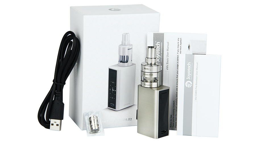 Joyetech eVic Basic with CUBIS PRO Mini Kit 1500mAh 4 02