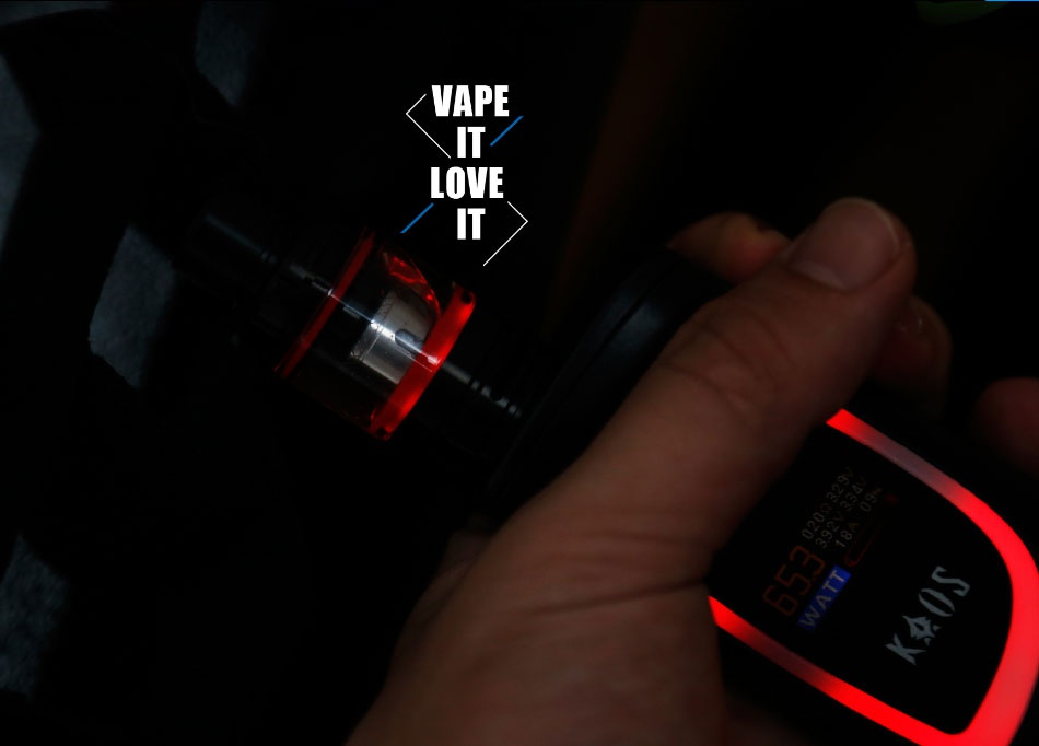 KAOS Spectrum 230W TC Kit VAPE OVE