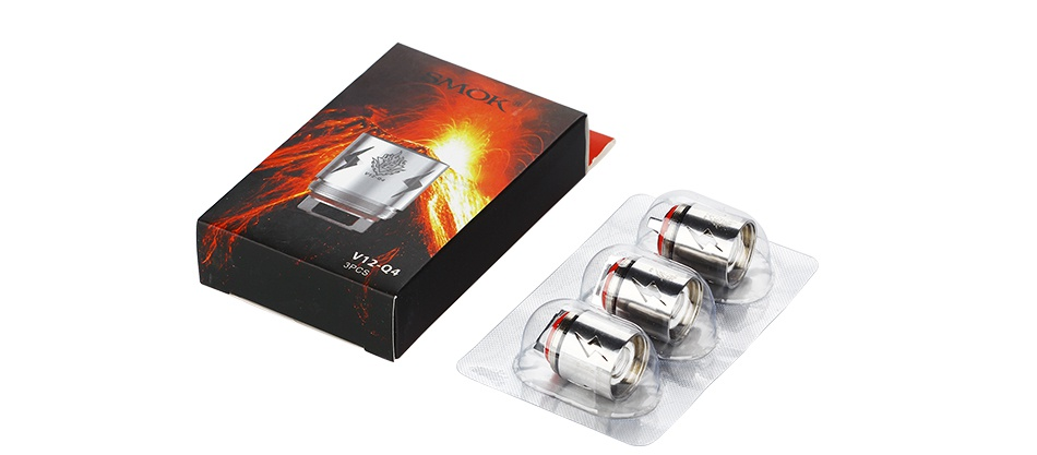 SMOK V12 Coil for TFV12 3pcs BRIEF INTRODUCTION
