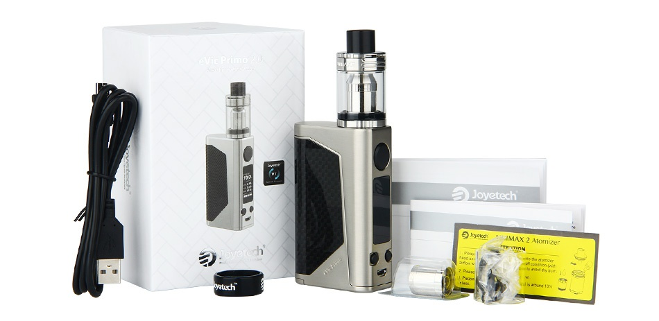 Joyetech eVic Primo 2.0 228W with UNIMAX 2 Full Kit Jo 2 Atomizer