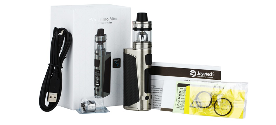 Joyetech eVic Primo Mini 80W with ProCore Aries Kit a joyce