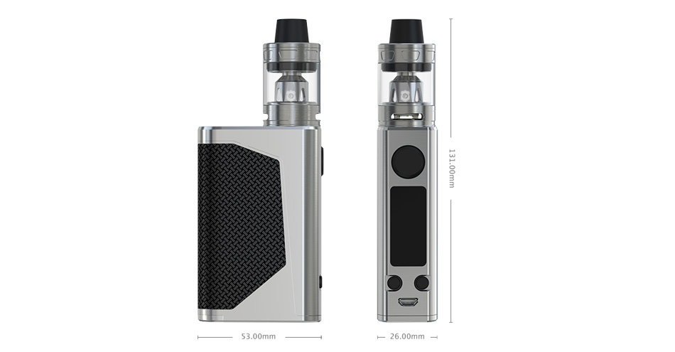 Joyetech eVic Primo 2.0 228W with ProCore Aries Full Kit 53 00mm 26 00mm