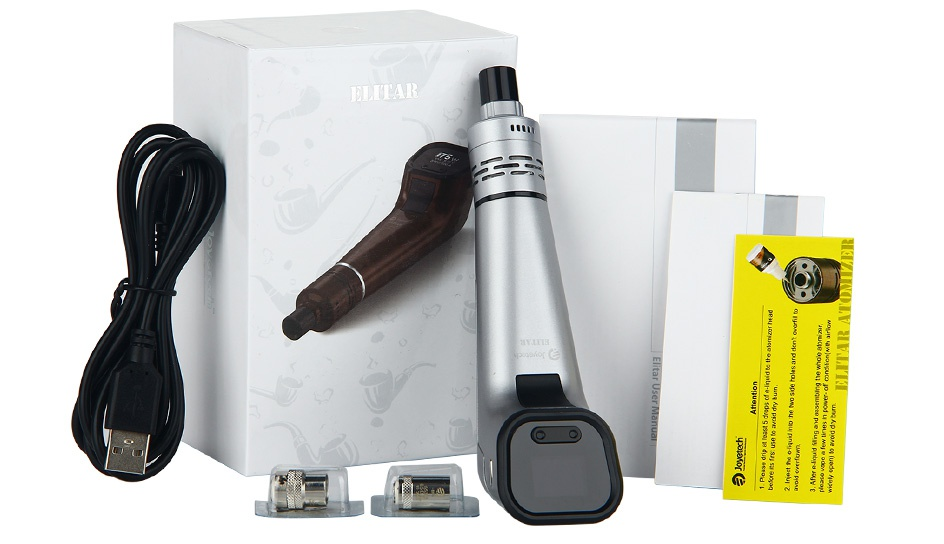 Joyetech Elitar Pipe TC Starter Kit 1