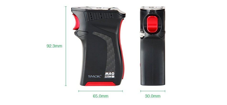 SMOK MAG 225W TC Box MOD 92 3m SMOK  25AG 30 0mm