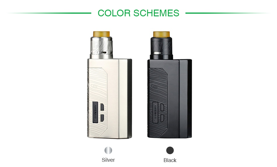 WISMEC Luxotic MF Box MECH Kit with Guillotine V2 (W/O Screen) LUXOTIC Ms BOX