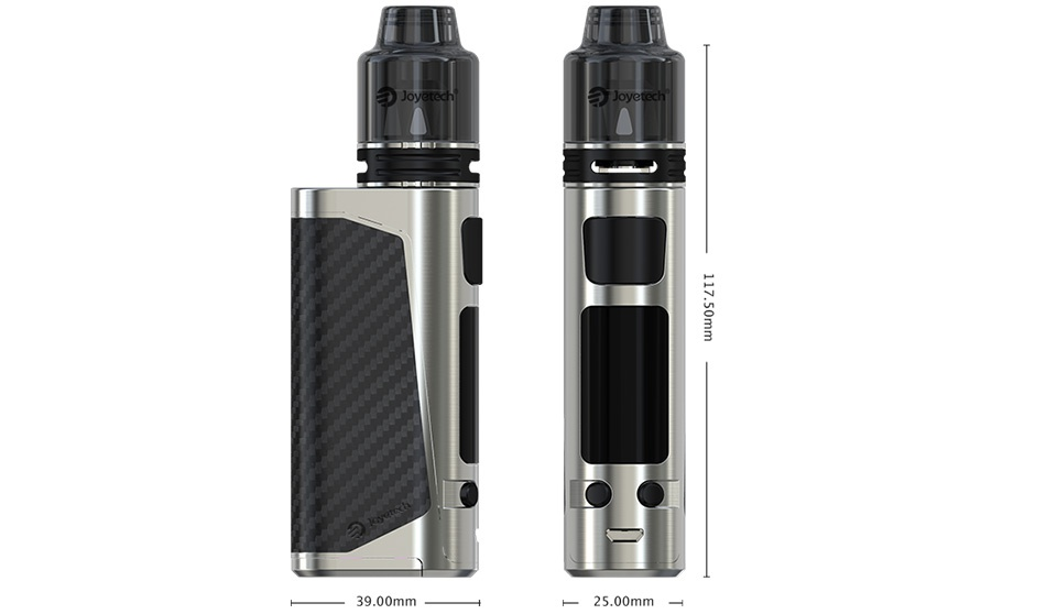 Joyetech eVic Primo SE 80W with ProCore SE Kit 39 00mm mm
