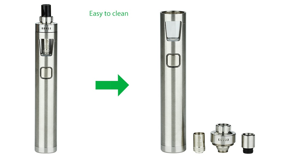 Joyetech eGo AIO Pro C 18650 Start Kit Easy to clean