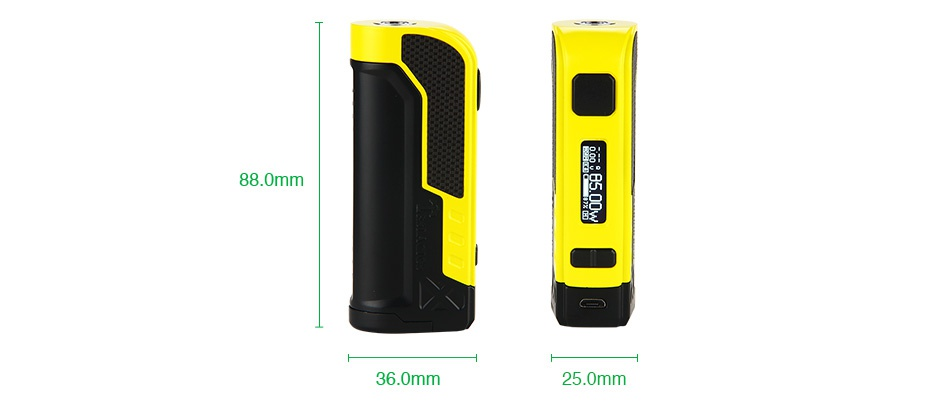 Tesla Warrior 85W TC Box MOD R