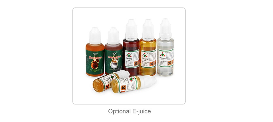 Suorin Drop Starter Kit 310mAh Optional E juice