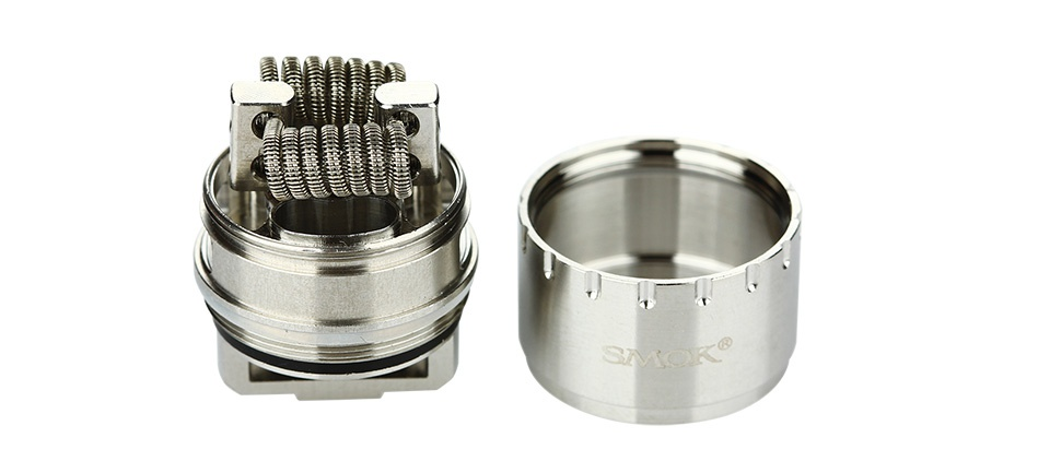 SMOK V12 RBA Coil for TFV12 FEATURES