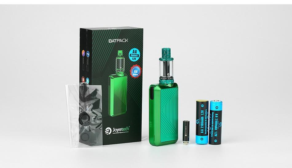 Joyetech Batpack Kit with ECO D16 4000mAh BATPACK joyes