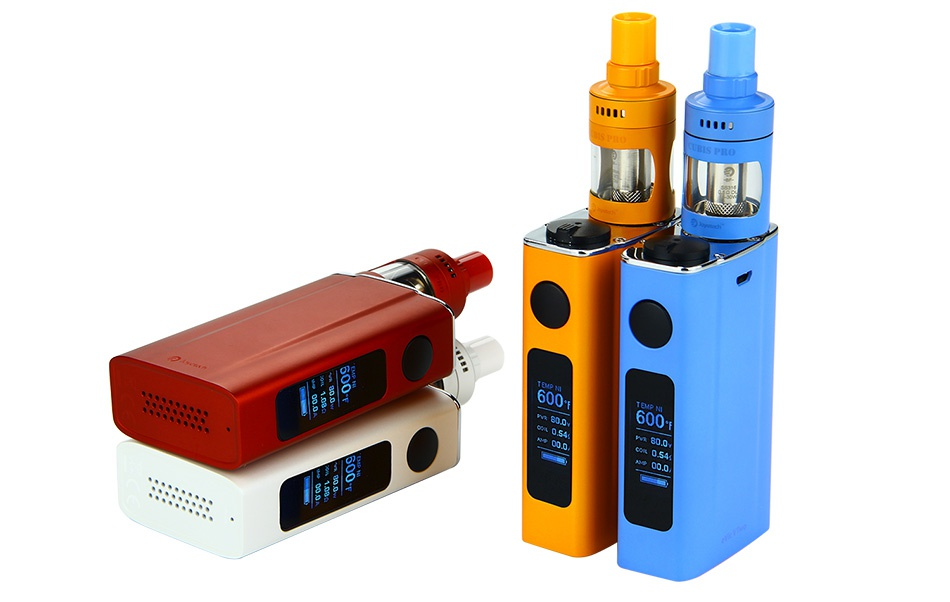 Joyetech eVic VTwo with CUBIS Pro Full Kit 5000mAh 111